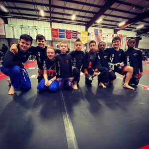 Tri State Children's Jiu Jitsu Tournament Partcipiants