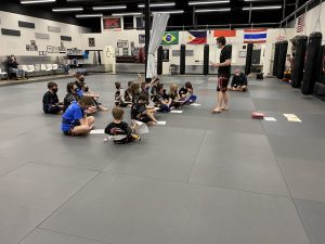 Mat Chat with Sifu Aiden